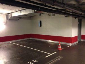 Elektroautoparkplatz_RadissonBlu_reserviert