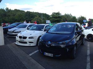 Renault_ZOE_Zufahrt_Nordschleife