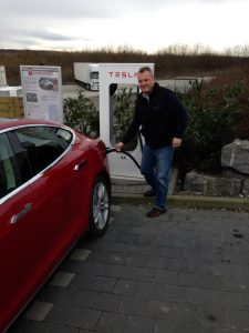 Supercharger am Autohof