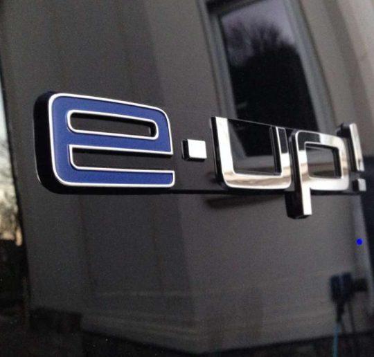 e-up! Logo