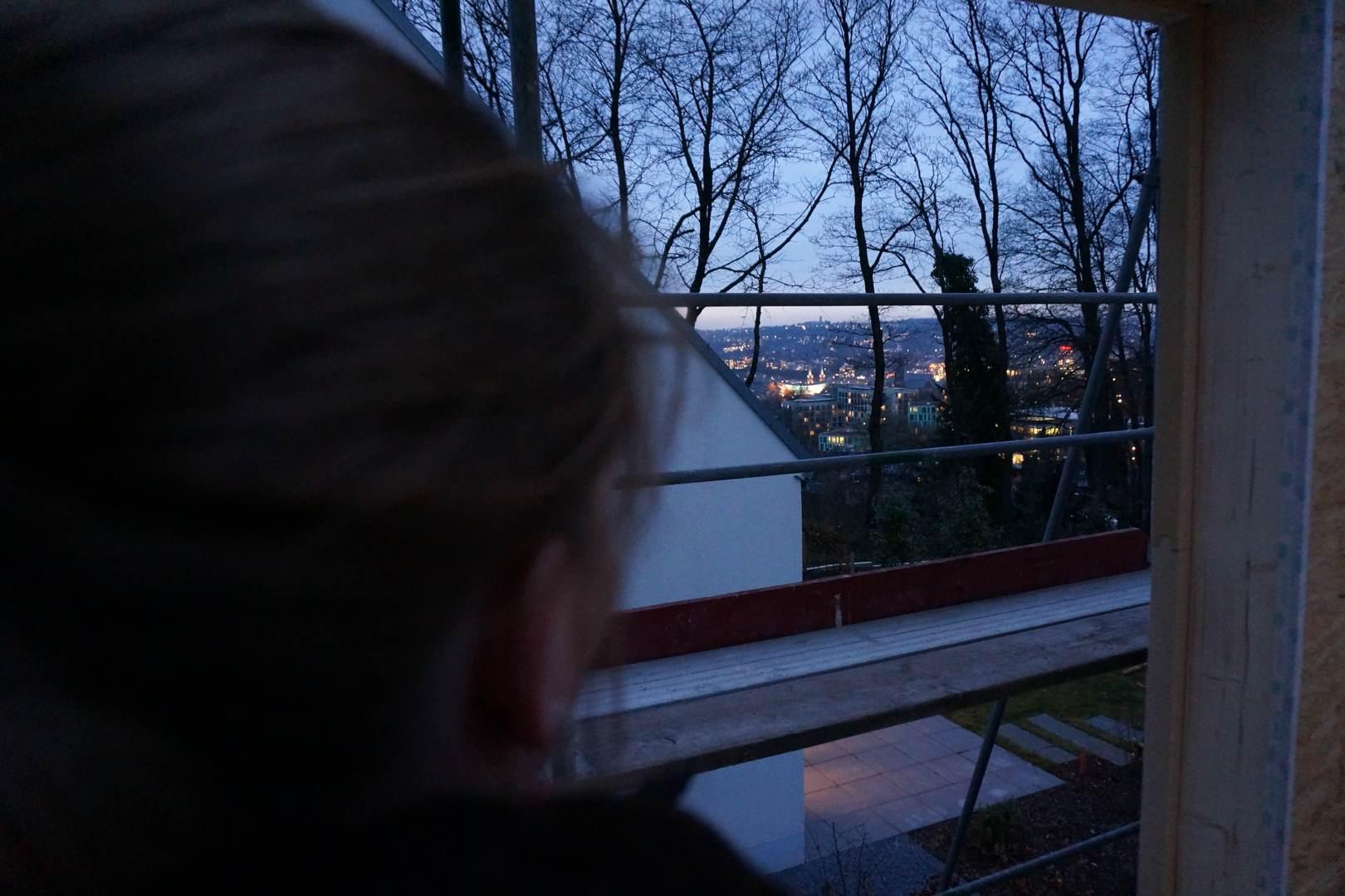 Petershaus_Baublog_8_Fernblick_Bauherrin_Schlafzimmer_Wuppertal