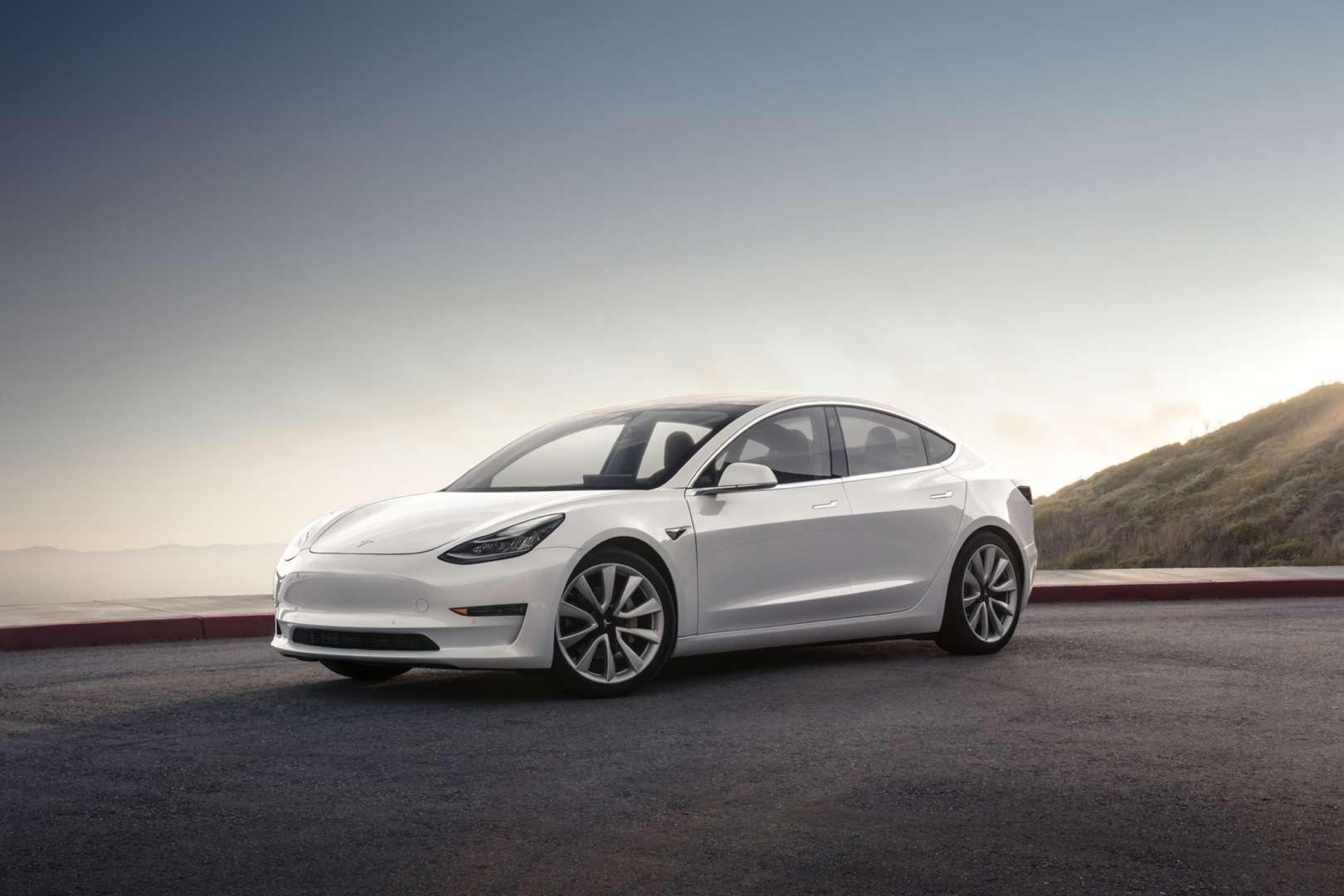 Tesla_Model_3_weiss_Pressebild
