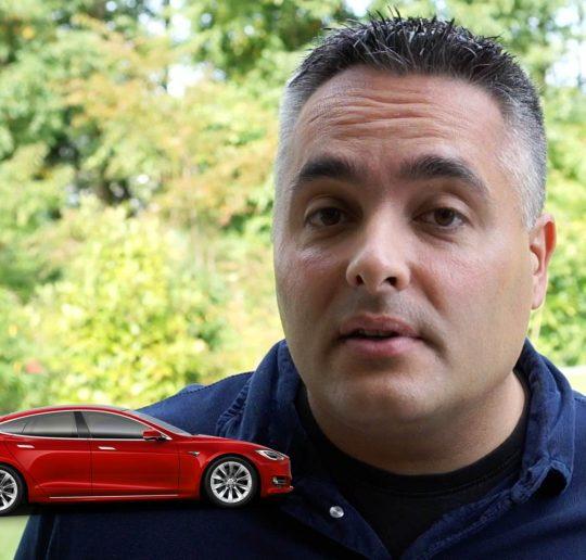 Tesla Model S Bestellung