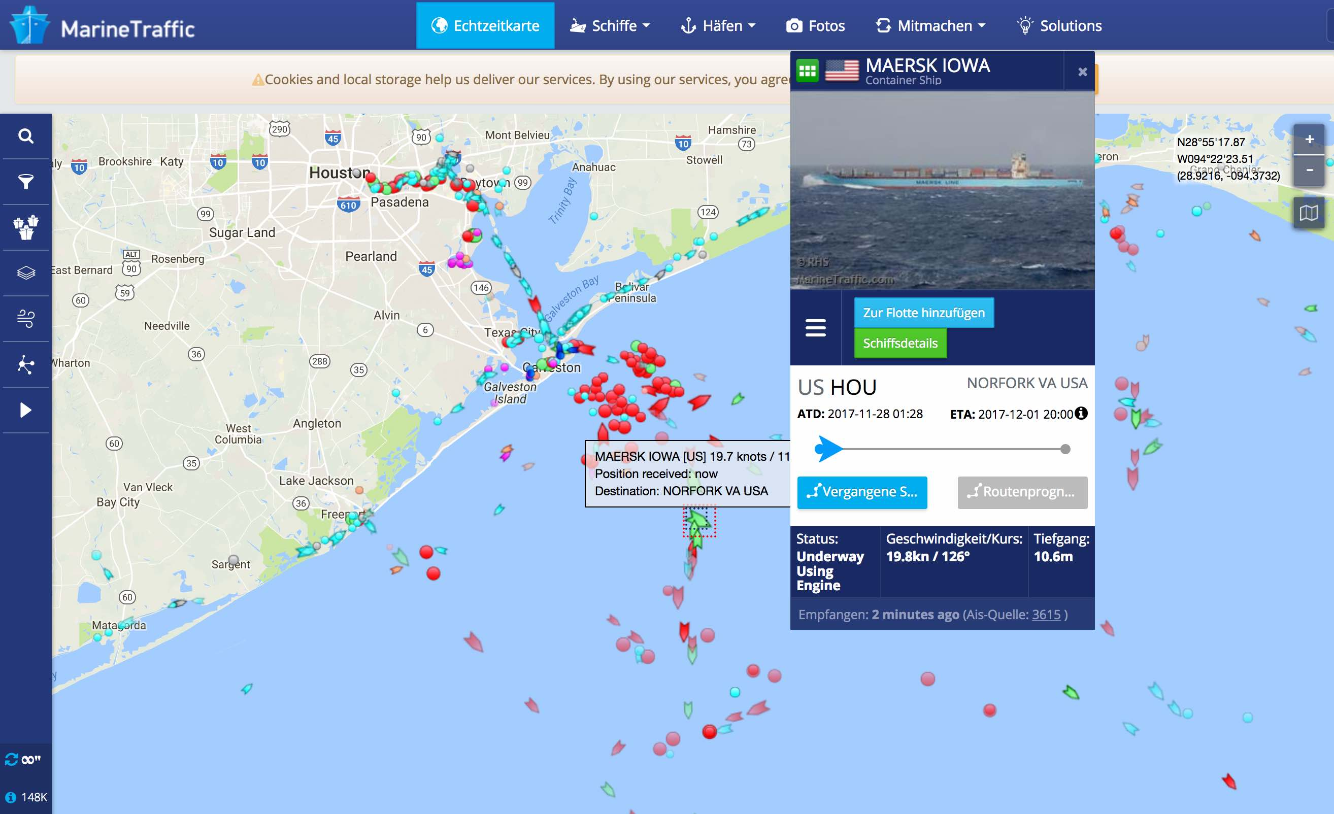 MarineTraffic_Maersk_Iowa
