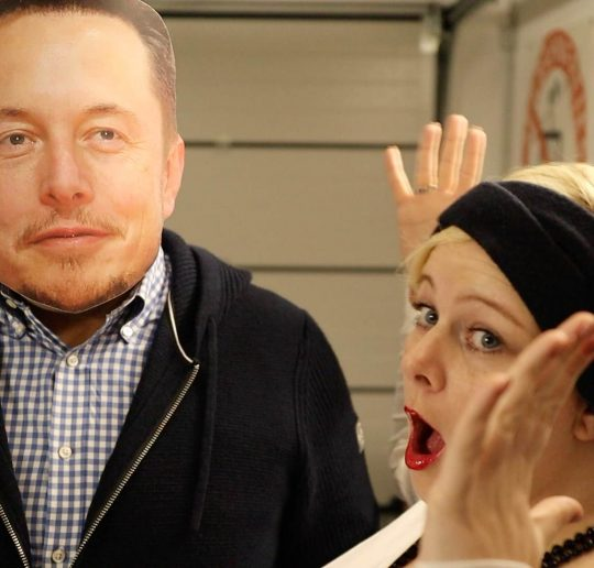 Elon Musk - 5 Kumpanen des Ökoterrorist