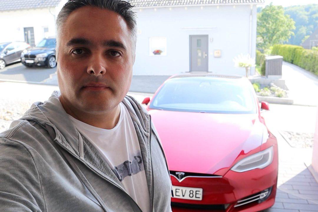 Tesla Model S Inspektion
