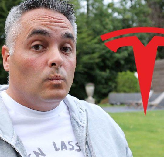 Tesla stoppt Autoverkauf