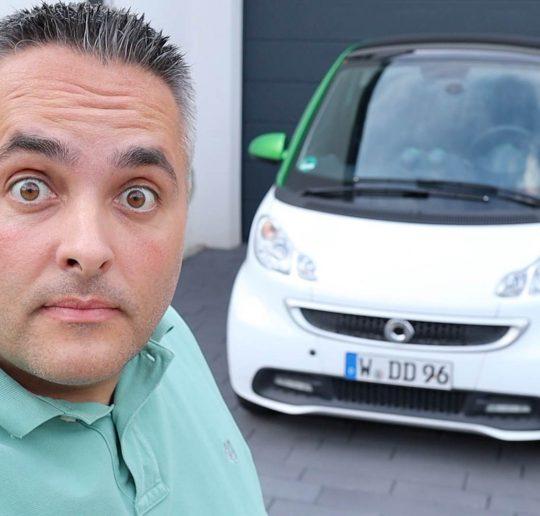 Batterietausch Smart EQ für 17.000€?
