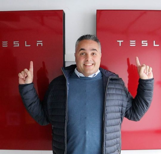 Inbetriebnahme Tesla Powerwall 2 Founders Edition