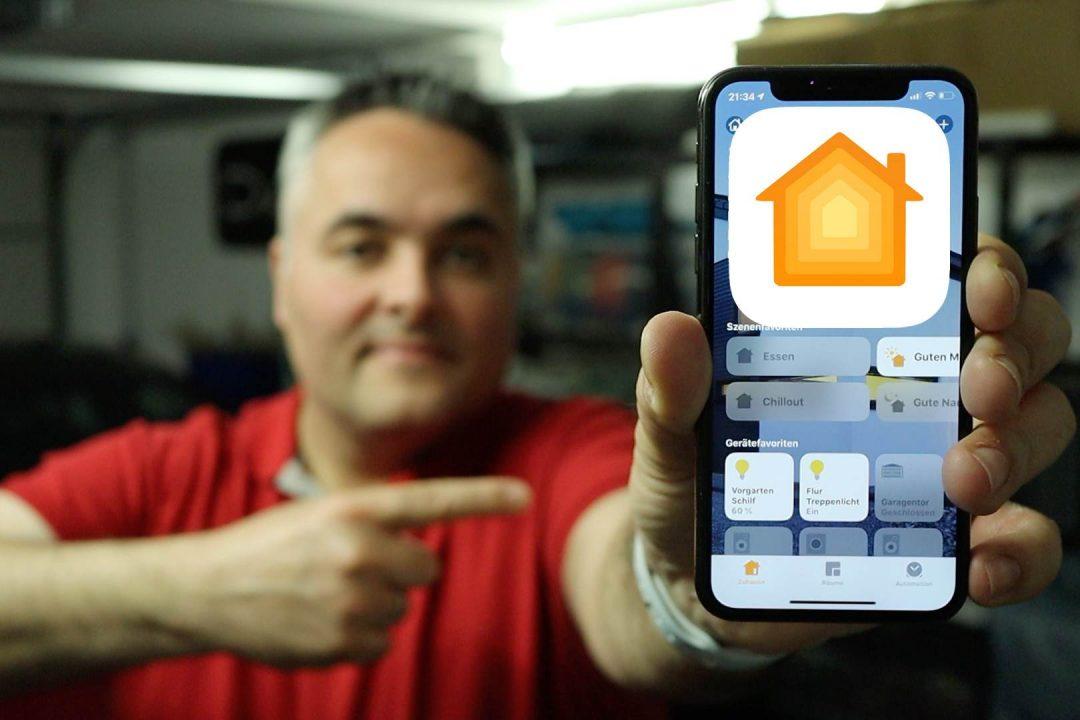 Smarthome Apple HomeKit iPhone HomePod iPad Was braucht man
