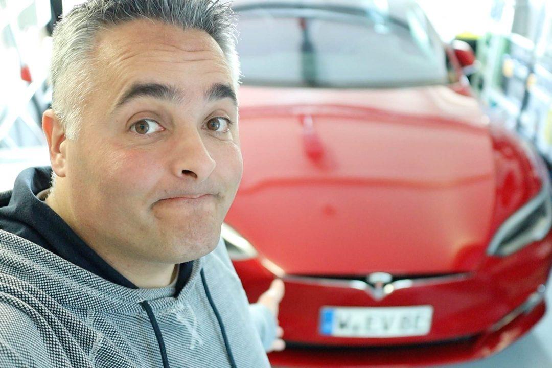 Tesla Leasing durch Corona gerettet Klimawandel