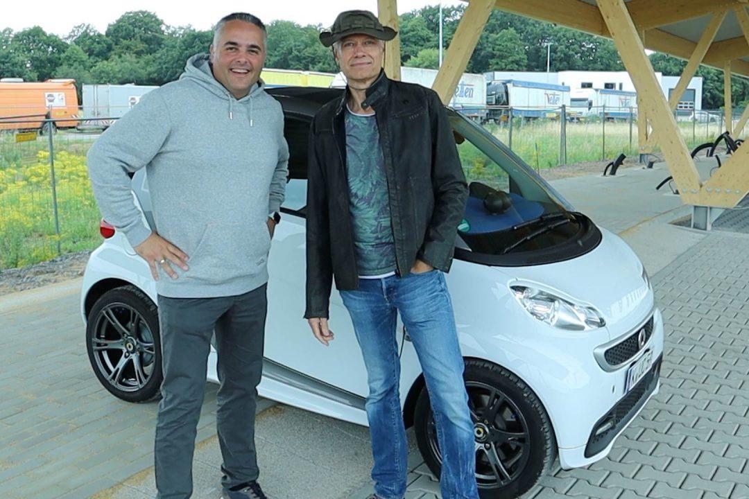 Elektroauto Smart ED EQ Auswanderer Paraguay Südamerika