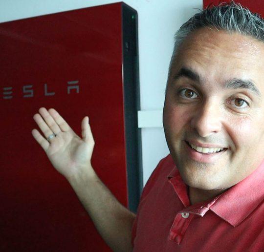 Autarkie Ziel verfehlt trotzdem Happy - Tesla Powerwall Erfahrung Tesla Model S Photovoltaik