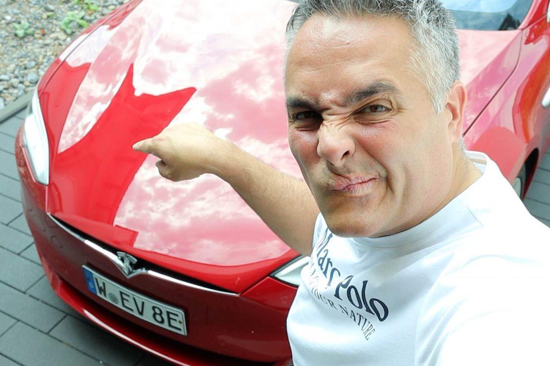 Tesla Model S Garantie böse Überraschung
