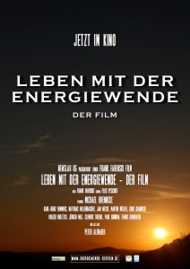 Filmplakat Leben mit der Energiewende