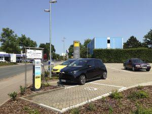 Renault_ZOE_RWE-Ladestation_ADAC_Delmenhorst