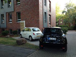 Renault_ZOE_ Ladesaeule_Duisburg