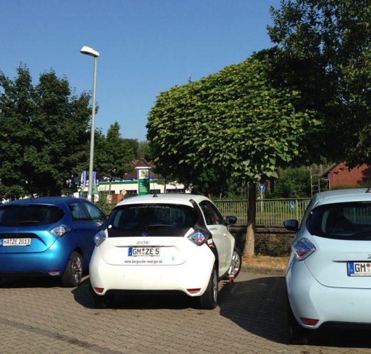 Renault_ZOE_Regenbogen