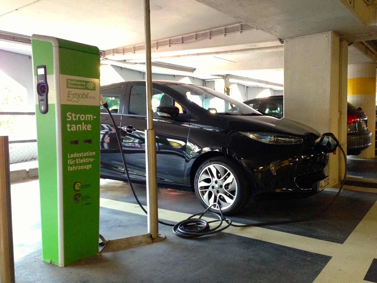 Renault_ZOE_SWD-Ladestation