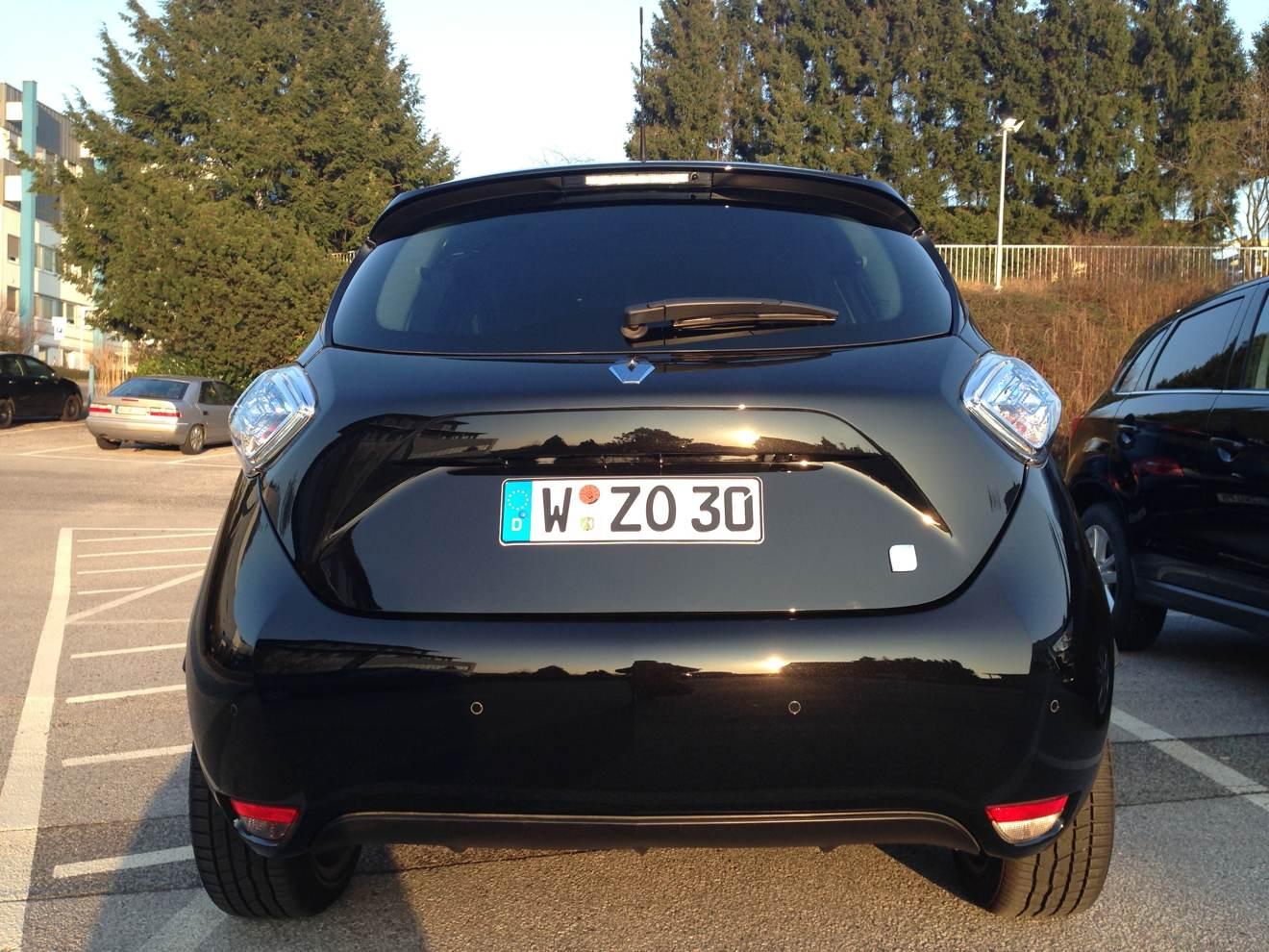Renault_ZOE_Heck