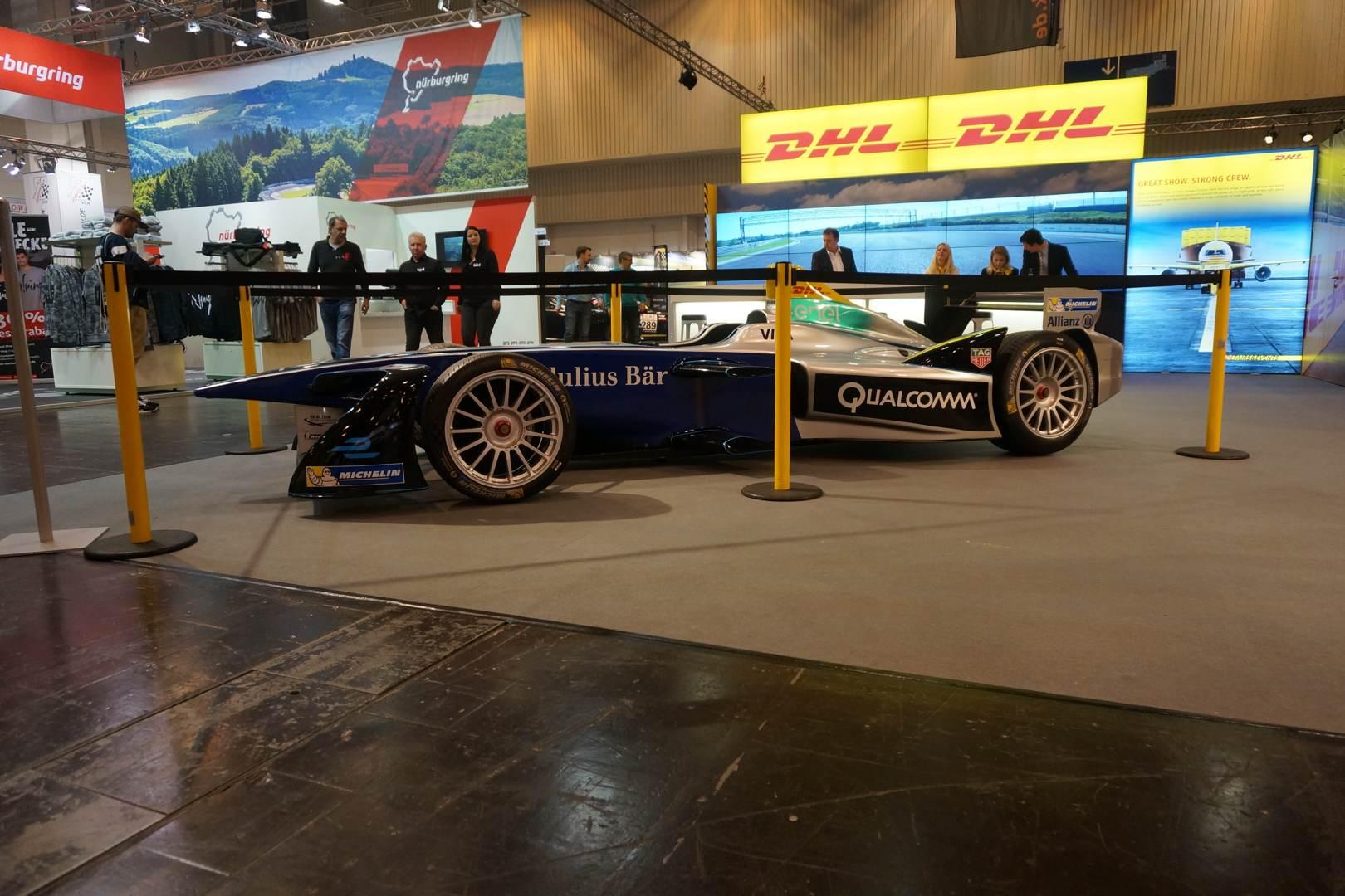 Formula E Auto