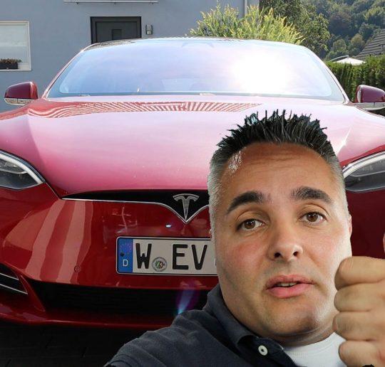 20.000km Fazit Tesla Model S