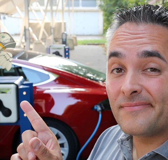 Tesla Supercharger nicht mehr kostenlos