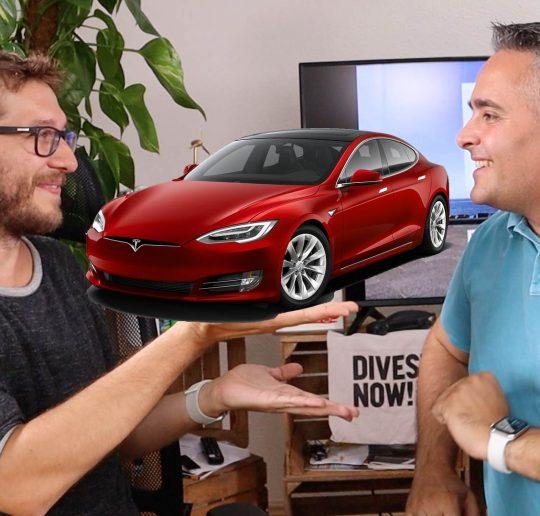 Tesla kostenlos fahren