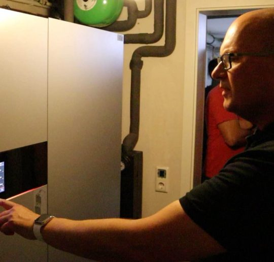 Heizung Brennstoffzelle E3DC Hauskraftwerk