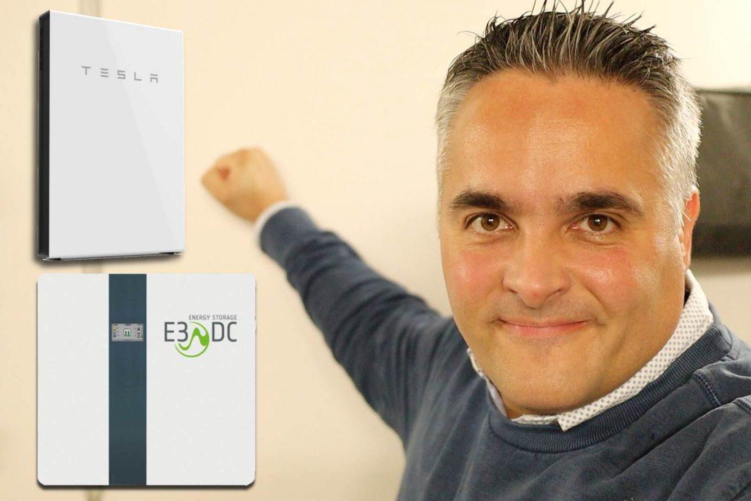 Tesla Powerwall vs E3DC S10 E