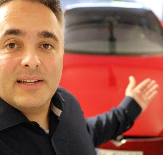 Tesla Service Center Qualität