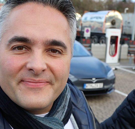 Bremen Stuhr Tesla Supercharger umgezogen - Tesla klotzt bei Infrastruktur