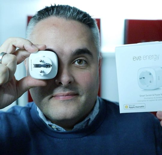 eve energy HomeKit Zwischenstecker Automation
