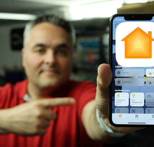 Smarthome Apple HomeKit iPhone HomePod iPad Was braucht man