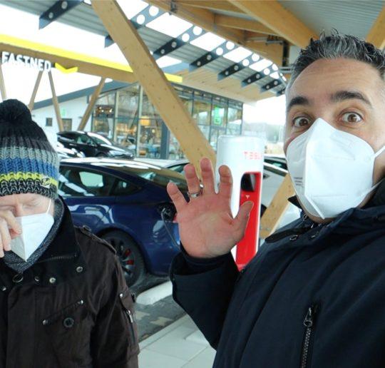 Tesla Model S Model X geklaut verschwunden Refresh Ladepark Hilden