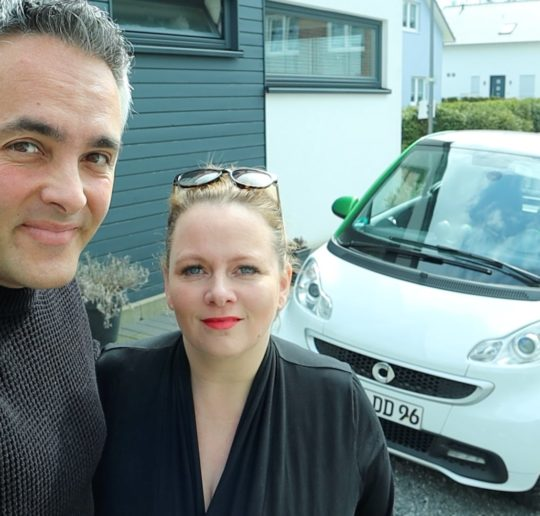 Smart ED Elektroauto zu verkaufen gebraucht Gebrauchtwagen Wuppertal VW eUp Auslieferung