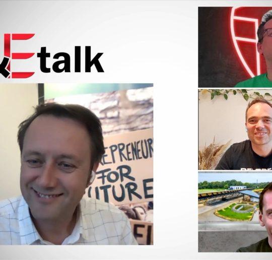 T&Etalk das Laden der Zukunft Livestream Zusammenschnitt