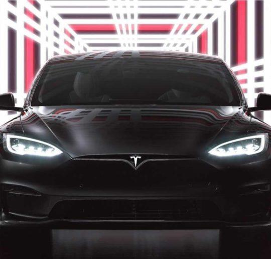 Tesla Model S Plaid Wärmepumpe Octovalve Leistung