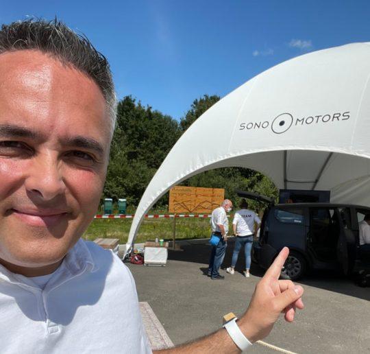 Sion Livestream Sono Motors Ladepark Kreuz Hilden Seed and Greet