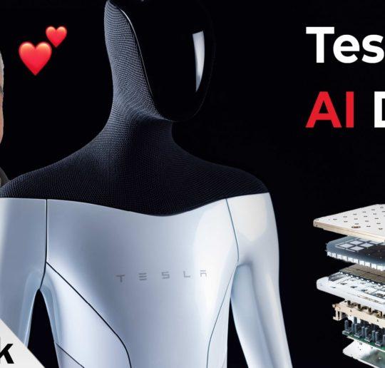 Tesla AI Day Bot Autopilot KI Livestream